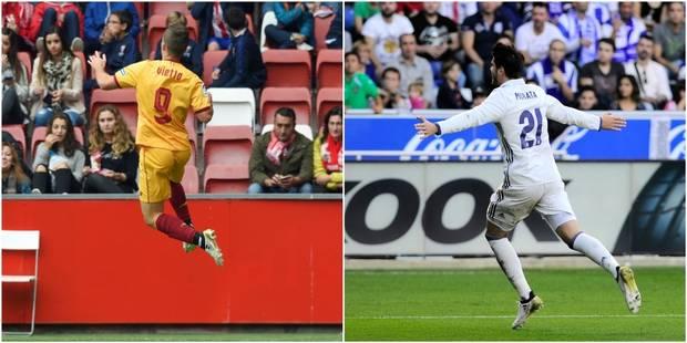 Liga: triple rebond de Ronaldo, Real et Atletico engrangent - La DH