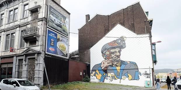 Des fresques aux coins des rues - La DH