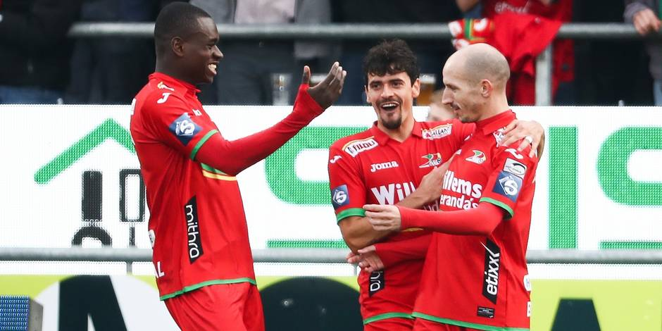 Le Standard éclaboussé par la classe de Berrier à Ostende (3-1)