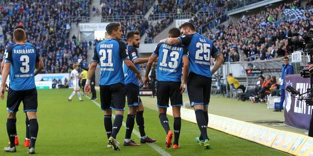 Bundesliga: Hoffenheim chipe la 3e place à Berlin - La DH