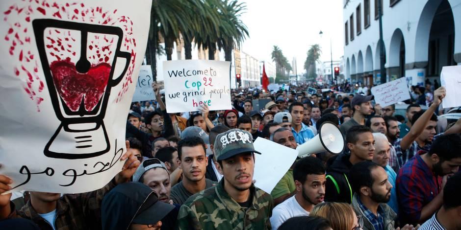 Affaire Mouhcine Fikri : les premières arrestations tombent