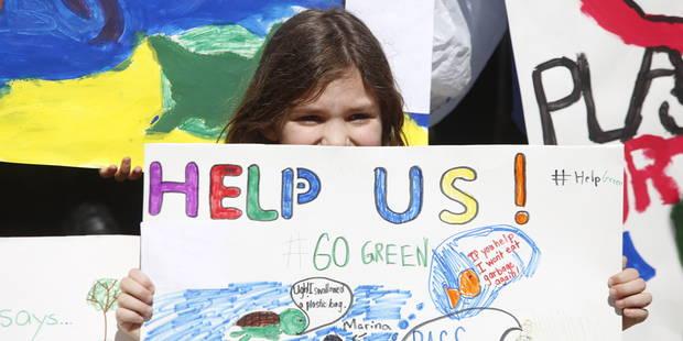 300 millions d'enfants respirent de l'air toxique - La DH