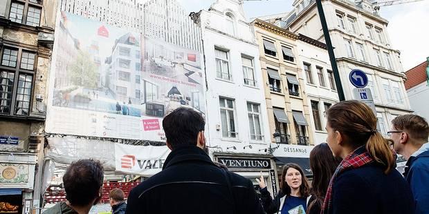 Visiter Bruxelles sous un autre angle - La DH
