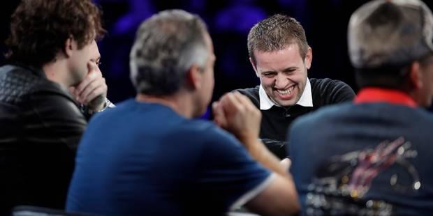 Le Belge Kenny Hallaert 6e des championnats du monde de poker - La DH