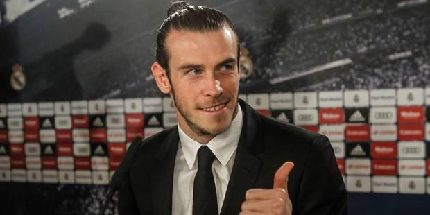 """Combien gagne Gareth Bale au Real? """"Désolé, vous ne saurez pas"""" - La DH"""