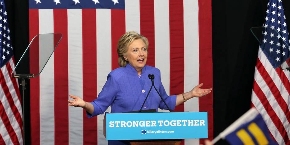 Elections américaines : Hillary Clinton a reçu en avance des questions des débats