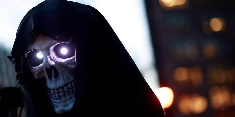 France: un homme interpellé à cause de son déguisement d'Halloween