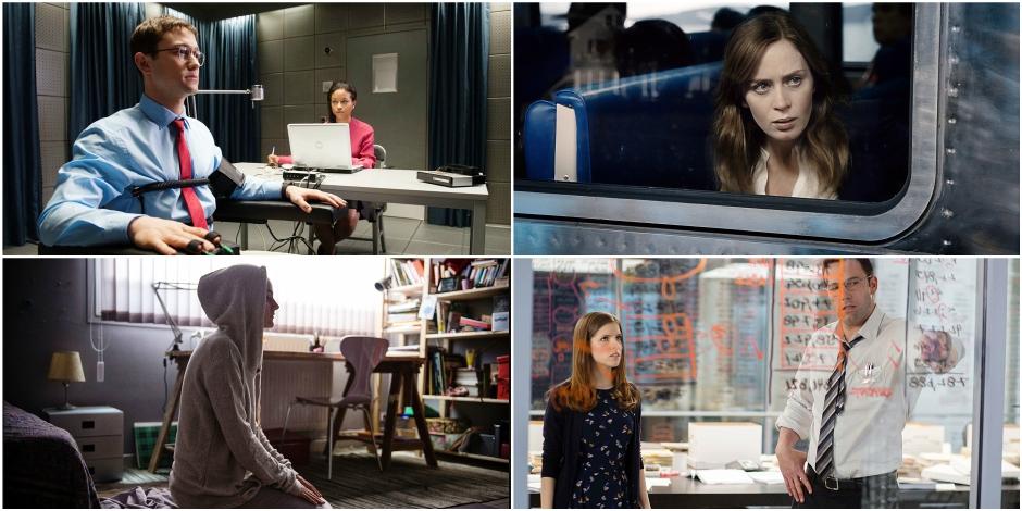 """""""La fille du train"""", un biopic de Snowden, Ben Affleck au niveau... Voici les critiques ciné de la semaine"""