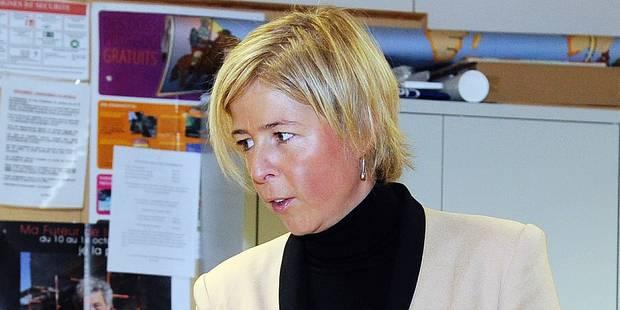 Isabelle Leclercq ne sera pas tête de liste en 2018 - La DH