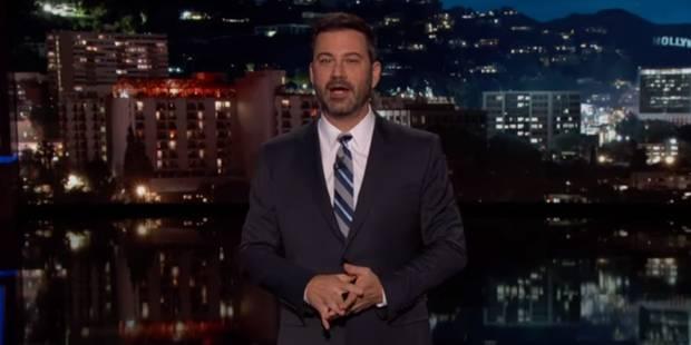 Jimmy Kimmel fait à nouveau croire à ses enfants qu'il a mangé tous leurs bonbons d'Halloween - La DH