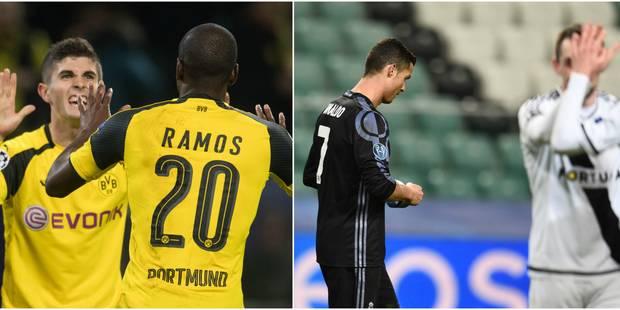 Ligue des Champions : Madrid se fait peur, le Borussia Dortmund se qualifie, revivez notre soirée foot ! - La DH