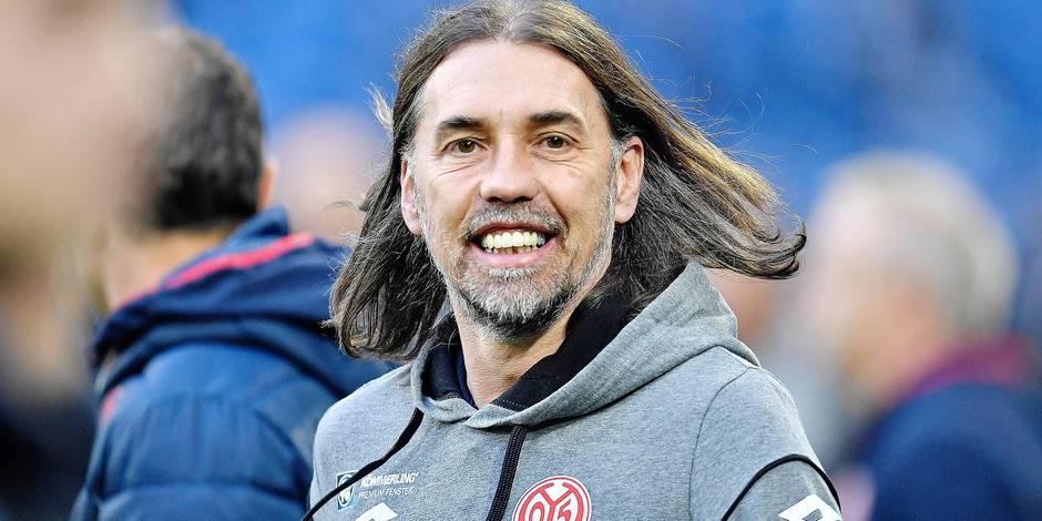 """Le coach de Mayence prévient: """"J'ai un plan anti-Teodorczyk"""""""