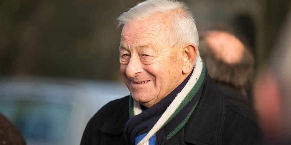 L'ex-portier anderlechtois et international belge Jean Trappeniers est décédé