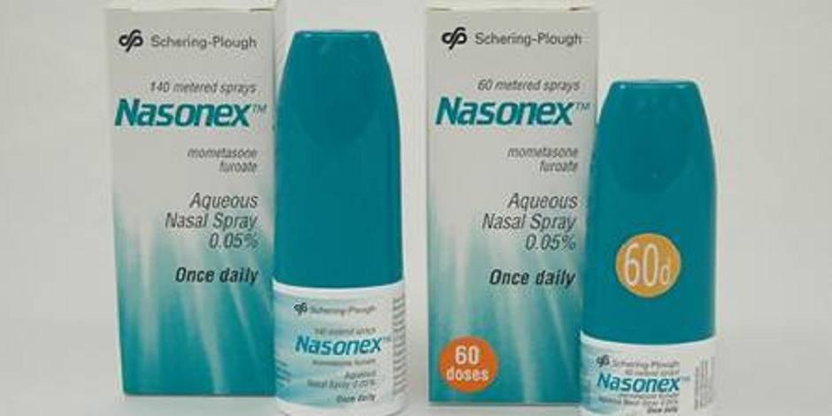 Les sprays nasaux anti-inflammatoires ne seront plus