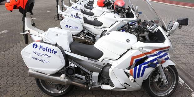 Quaregnon : ivre, il endommage la moto d'un policier - La DH