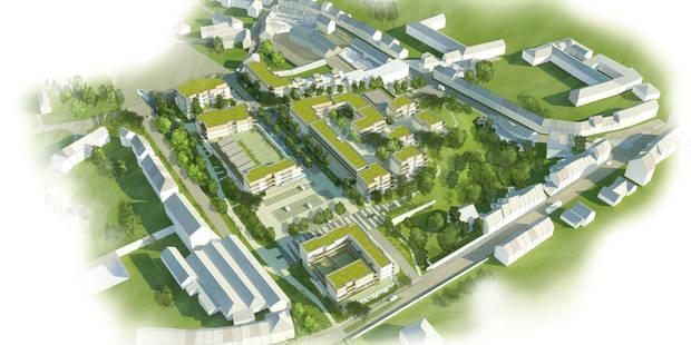 Nivelles : Un projet pour rénover la Galvanisation - La DH