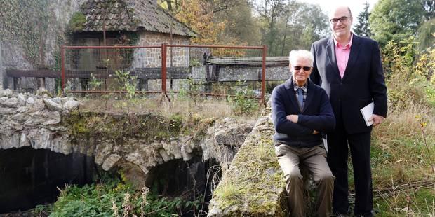 Un vieux pont classé en péril à Brugelette - La DH