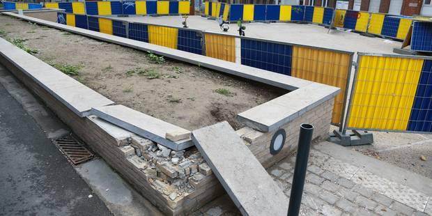 Saint-Gilles : La plaine de jeux de tous les dangers - La DH