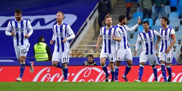 Liga: l'Atletico chute devant la Real Sociedad - La DH