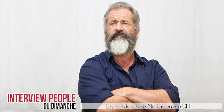 """Mel Gibson : """"Nous, les hommes, nous ne sommes que des bêtes"""" - La DH"""