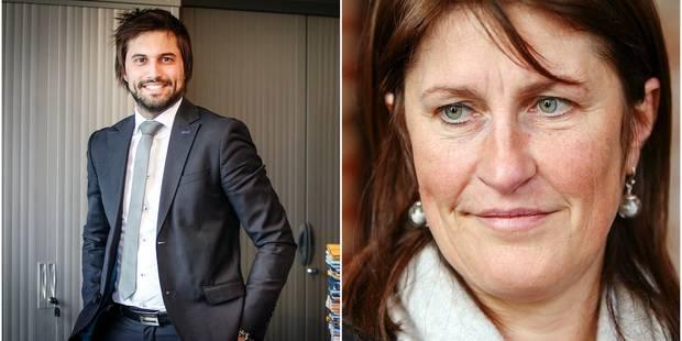 Georges-Louis Bouchez face à Jacqueline Galant pour la présidence du MR régional à Mons-Borinage - La DH