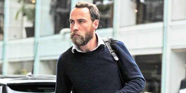 """James Middleton : le """"petit frère de"""" qui voulait vivre une vie normale - La DH"""