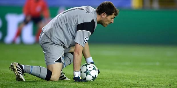 Casillas pense toujours à la sélection espagnole - La DH