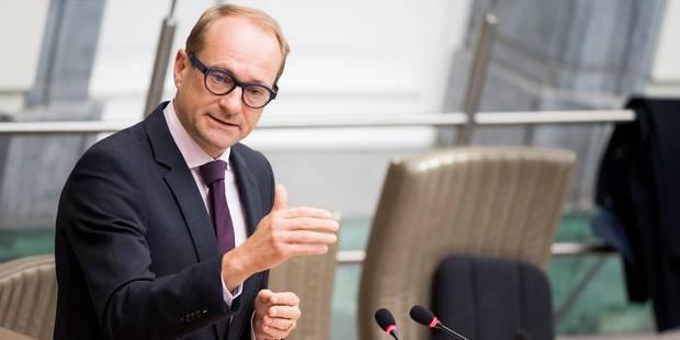 Le ministre flamand Ben Weyts rejette le nouveau plan de transport de la SNCB - La DH