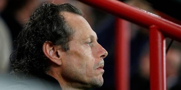 Pro League: une amende pour le club, en cas de renvoi en tribune de l'entraîneur - La DH