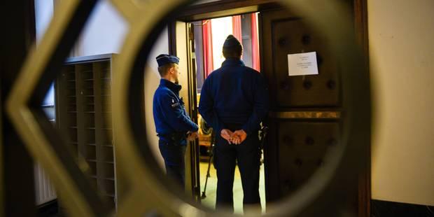 Un voleur de carburant écope de quatre ans de prison - La DH