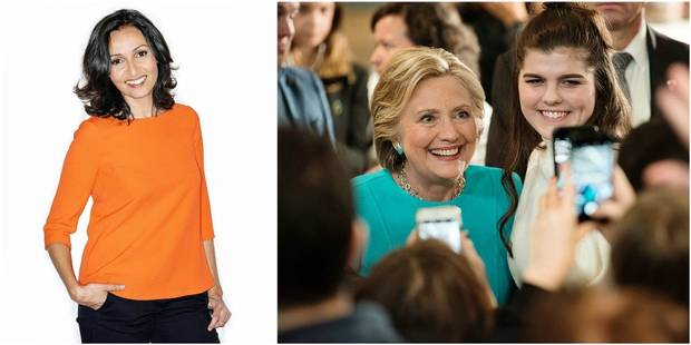 "Hakima Darhmouch: ""Hillary Clinton adore le chocolat belge"" - La DH"