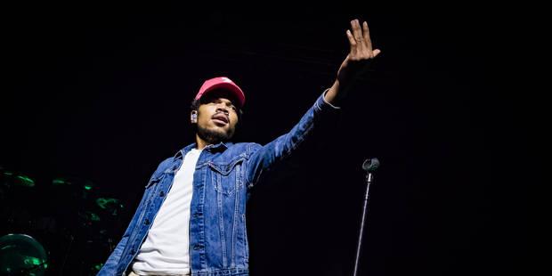 Comment Chance The Rapper a fait voter des centaines de Chicagoans - La DH