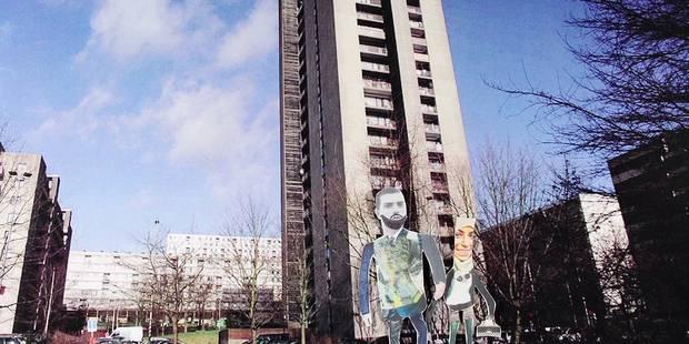 Anderlecht: la cité du Peterbos vue par ses habitantes - La DH