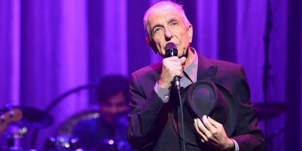 Leonard Cohen, du musicien à l'icône (PORTRAIT) - La DH