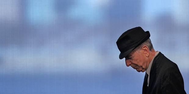 Le chanteur Leonard Cohen est décédé - La DH
