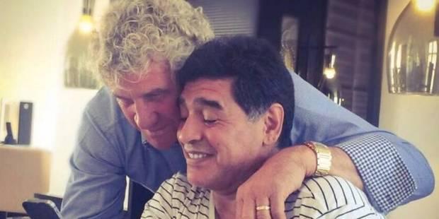 Belgique-Argentine, 30 ans après: Maradona annule sa participation au match de gala - La DH