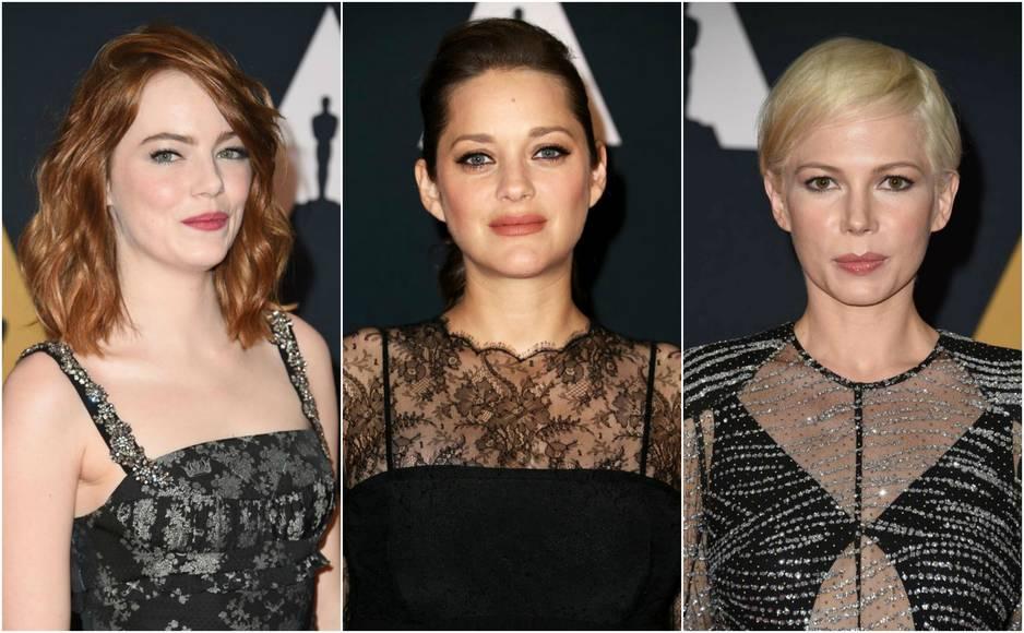 Les beautés s'affrontent sur le tapis rouge des Governors Awards