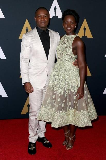 David Oyelowo et Lupita Nyong'o