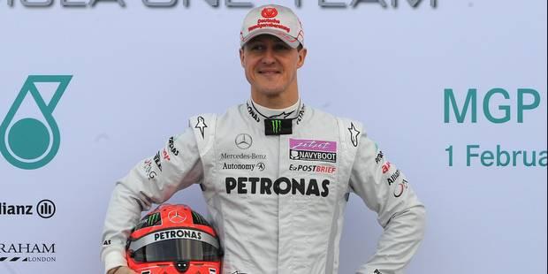 Michael Schumacher revient... sur Instagram - La DH