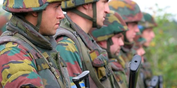 La lettre ouverte de Vandeput aux militaires à la veille de leur manifestation - La DH