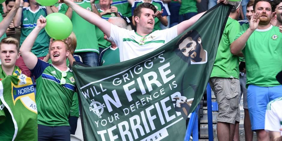 Will Grigg entre en jeu, les supporters sont en feu (VIDEO)