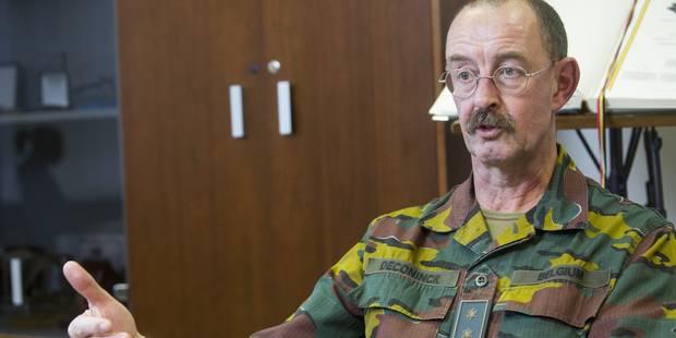 """Un général-major dénonce """"anonymement"""" la réforme des pensions du gouvernement - La DH"""