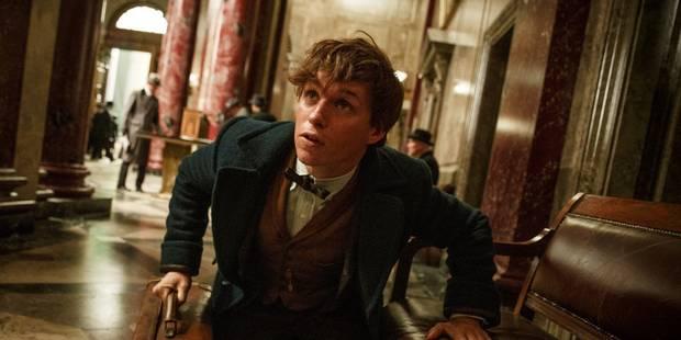 """Eddie Redmayne, le """"nouveau Harry Potter"""", dévoile les secrets des Animaux fantastiques - La DH"""