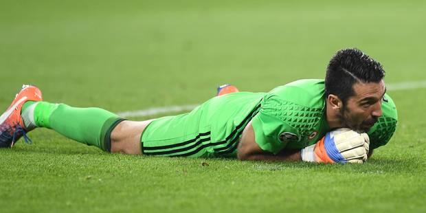 Un nouveau record pour Gigi Buffon - La DH