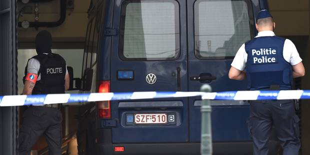 Attentats de Bruxelles: Ibrahim Farisi a été remis en liberté - La DH