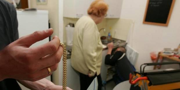 Colfontaine : Les malfrats ont dérobé 900 euros, soit la pension de leurs victimes - La DH