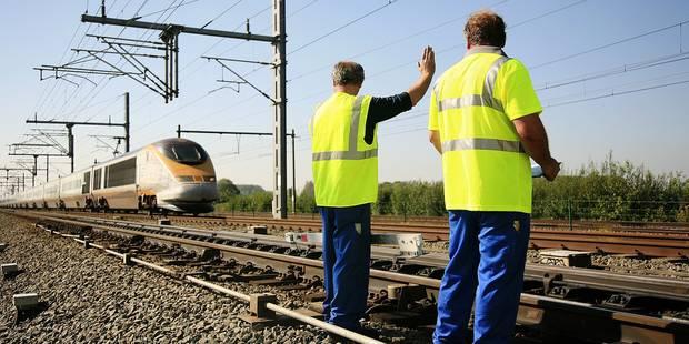 Brugelette en faveur d'un arrêt TGV - La DH