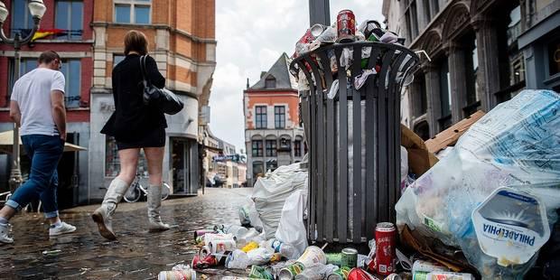 1.072 nouvelles poubelles publiques ! - La DH