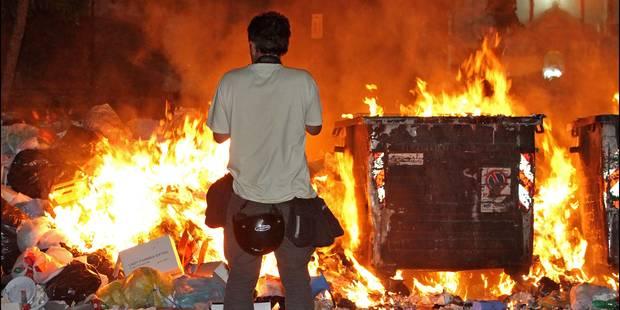 Le pyromane de Tubize a été interpellé - La DH