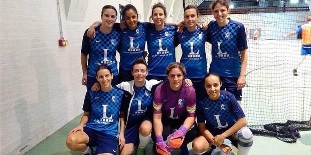 Le foot en salle féminin en plein essor - La DH